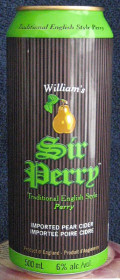 William's Sir Perry