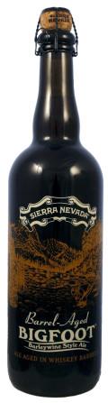 Sierra Nevada Bigfoot (Barrel Aged)