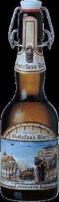 Locher Holzfass-Bier