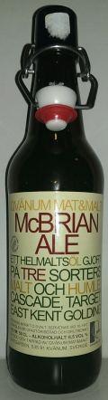 Qvänum McBrian