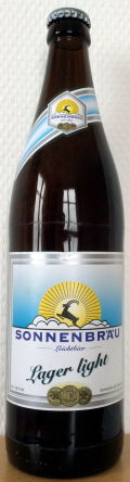 Sonnenbräu Lager Light