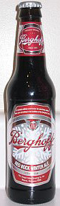 Berghoff Red Bock Winter Ale
