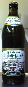 Haimhauser Schloß-Weiße
