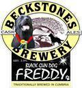 Beckstones Black Gun Dog Freddy