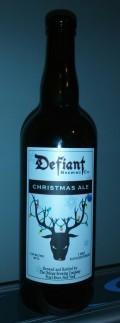Defiant Christmas Ale