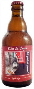 Bière du Coyeû La Peûr Pom