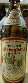 Hebendanz Bächla Leicht