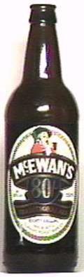 McEwan's 80 Shilling (Pasteurised)