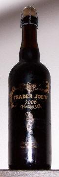 Trader Joe's Vintage Ale 2006