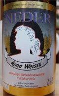 Neder Anna Weisse