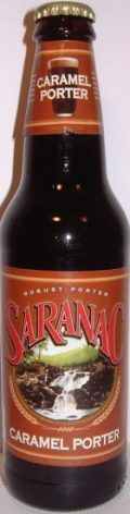 Saranac Caramel Porter