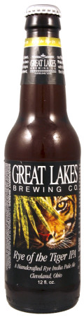 Great Lakes Rye of the Tiger