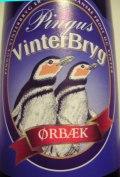 Ørbæk Pingus Imperial Stout / VinterBryg