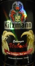 Kitzmann Erlanger Urbock