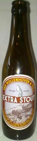 Van Vollenhoven & Co's Extra Stout ( - 2012)
