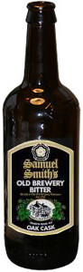 Samuel Smiths Old Brewery Bitter (Bottle & Keg)