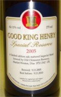 Old Chimneys Good King Henry Special Reserve