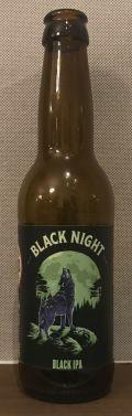 Tres Hombres Black Night IPA