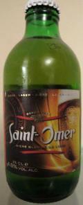 Saint-Omer Bière Blonde de Luxe
