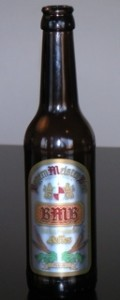 Bayern Meister Bier Edel Weisse