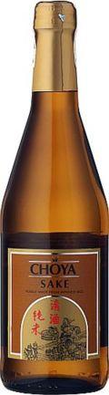 Choya Sake Pure Rice Wine
