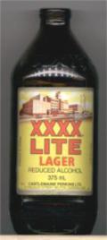 Castlemaine XXXX Lite Lager