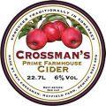 Crossmans Prime Farmhouse Cider - Dry (Draught)