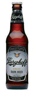 Berghoff Genuine Dark Beer