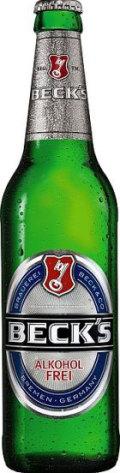Beck's Alkoholfrei (Non-Alcoholic)