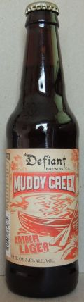 Defiant Muddy Creek Lager