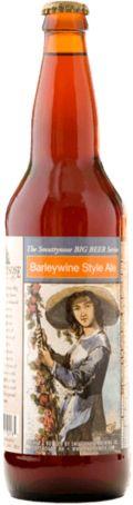 Smuttynose Big Beer Series: Barleywine Style Ale
