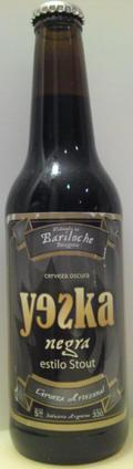 Cerveza Artesanal Yeska Negra