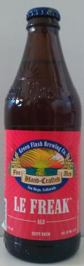 Green Flash Le Freak