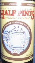 Half Pints Weizenbock