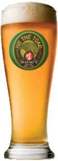 Matso's Hit The Toad Premium Lager
