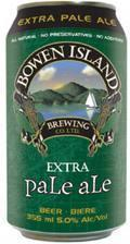 Bowen Island Extra Pale Ale