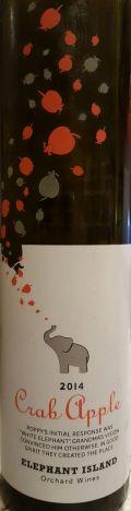 Elephant Island Crab Apple Fruit Wine