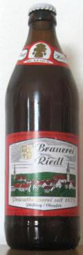 Riedl-Bräu Hell