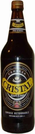 Cerveza Cristal Black Lager