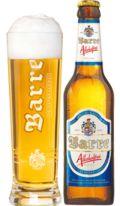 Barre Pilsner Alkoholfrei