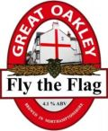 Great Oakley Fly the Flag
