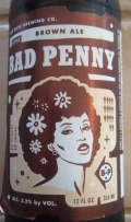 Big Boss Bad Penny Brown Ale