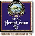 Bowen Island Hemp Cream Ale