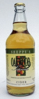 Sheppy's Oakwood Supreme Cider (Bottle)