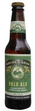 Golden Leaf Pale Ale