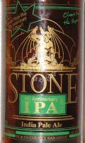 Stone 4th Anniversary IPA