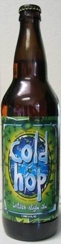 Boulder Beer Cold Hop