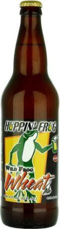 Hoppin' Frog Wild Frog Wheat Ale