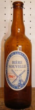St. Sylvestre Bière Nouvelle / Grande Réserve