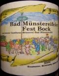 Bad Münstereifeler Fest Bock
